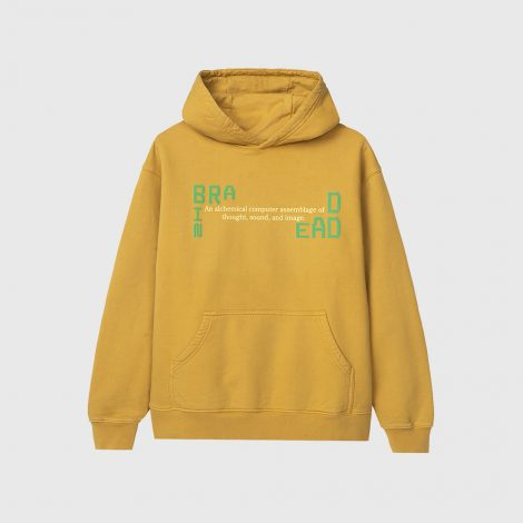 BRAINDEAD F20T09001383 YELLOW 01
