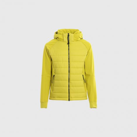 CP COMPANY 07CMOW018A005242M220 YELLOW 01