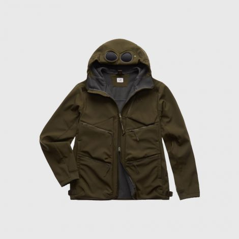 CP COMPANY 09CMOW046A 005784A IVY GREEN 01