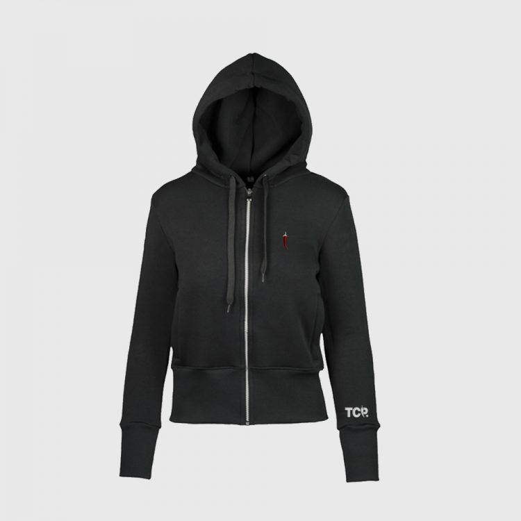 TCP Embroidered Logo Hoodie WMNS