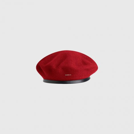 KANGOL 0248HT RED Rosso 01