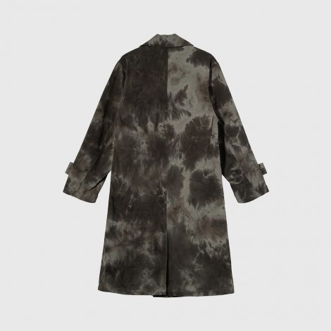 Stussy Dyed Trench Coat