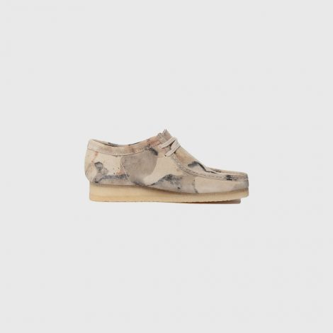 CLARKS 148590 OFF WHITE CAMOFLAGE 01