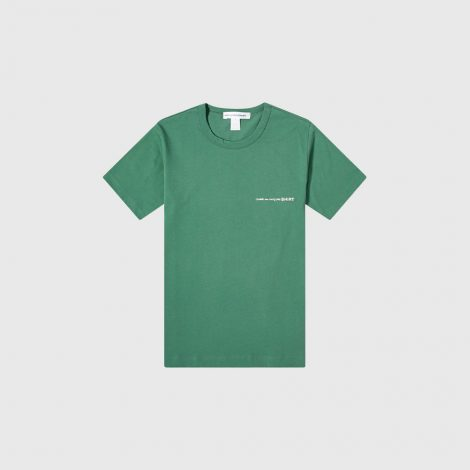 COMME DES GARCONS S28121 GREEN GREEN 01