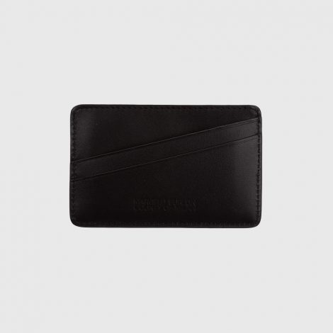 Marcelo Burlon Wings Leather Card Holder